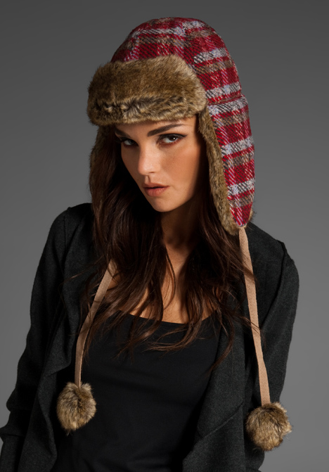 The Trapper Hat is both functual and fashionable 15304d94654