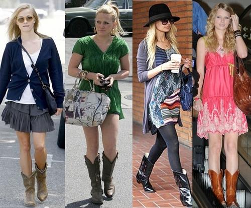 Cowboy boot | Fashion Forward